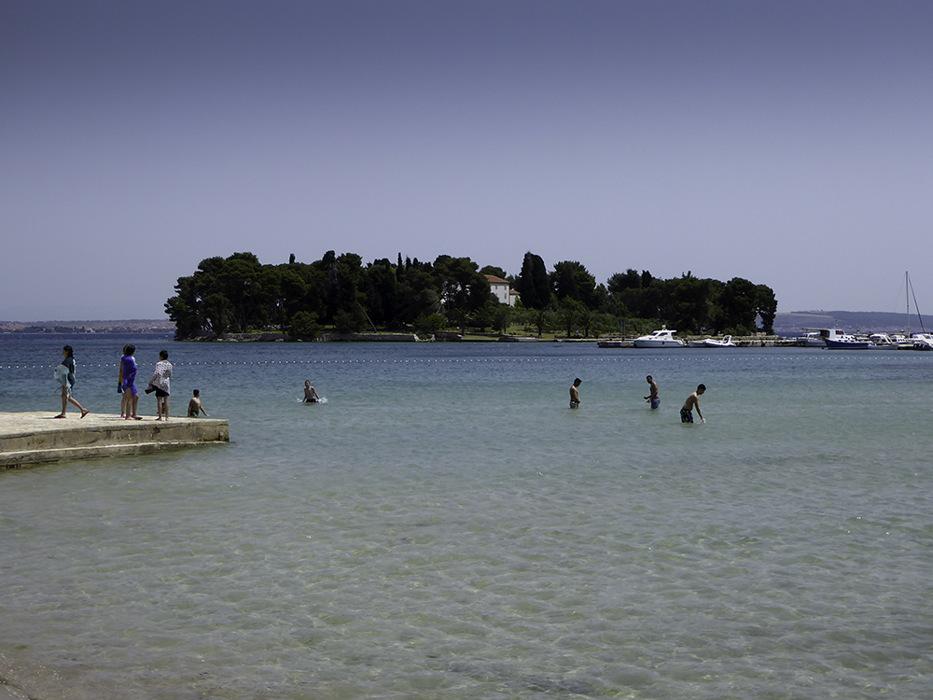 photoblog image Ugljan-bathers