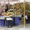 Zadar-fruit and veg. market