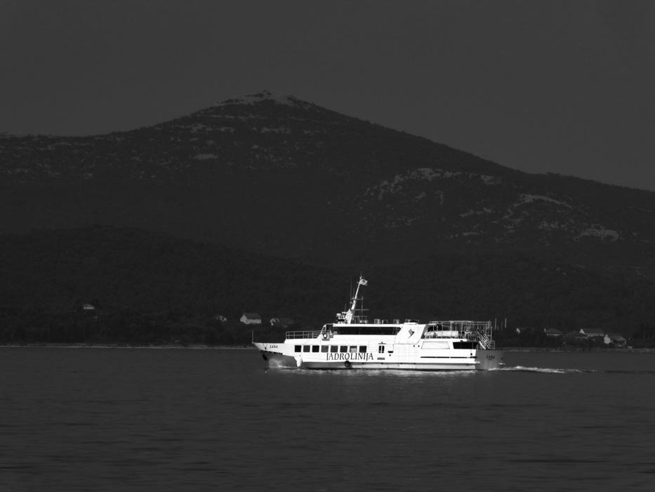 photoblog image Zadar-passenger ferry.jpg