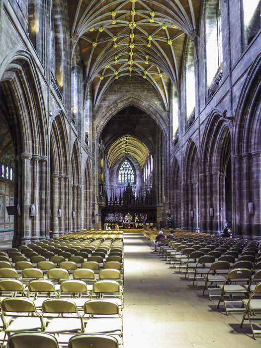 photoblog image Chester cathedral