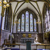 Chester cathedral - side chapel