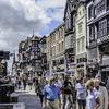 Chester - street scene