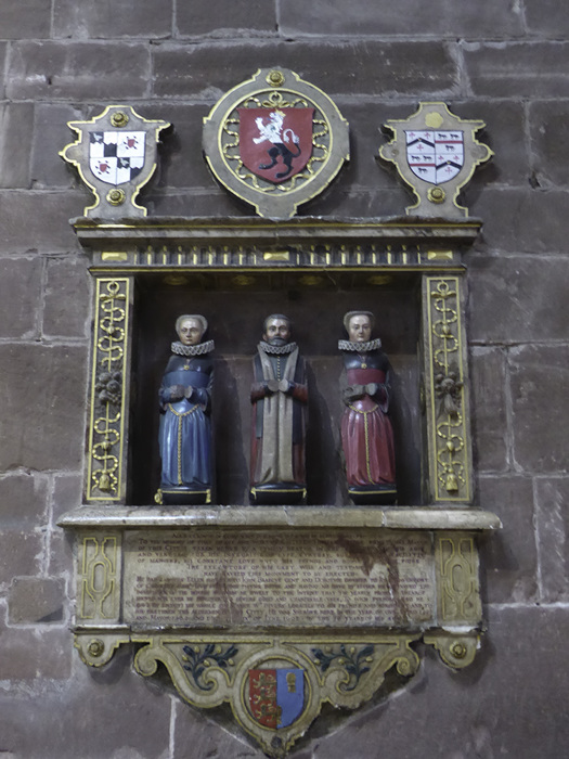 photoblog image Chester cathedral - memorial