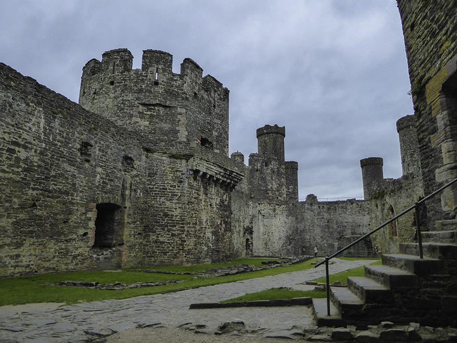 photoblog image Conwy castle
