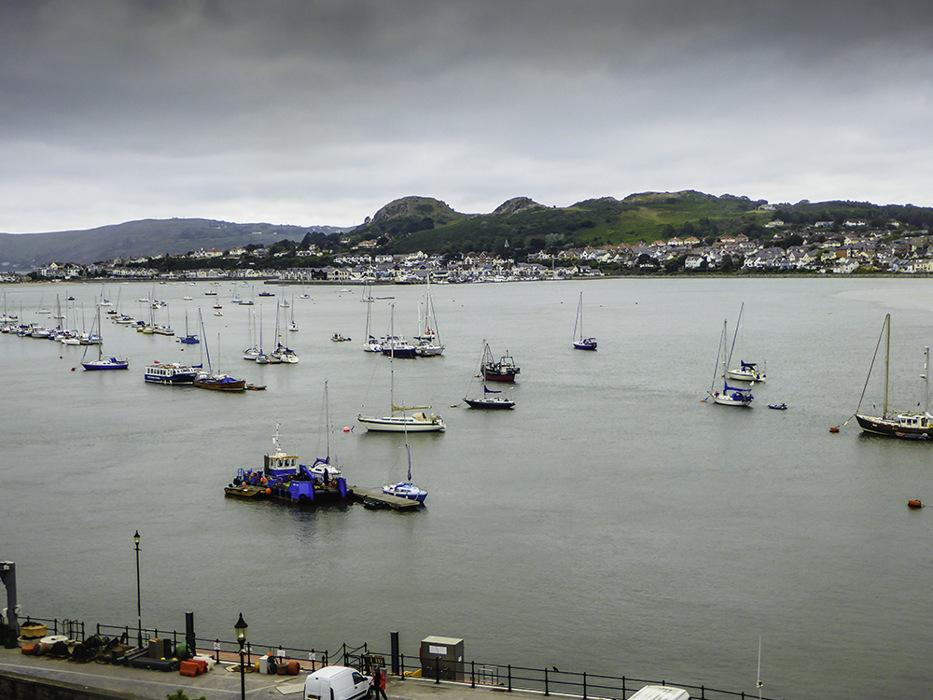 photoblog image River Conwy