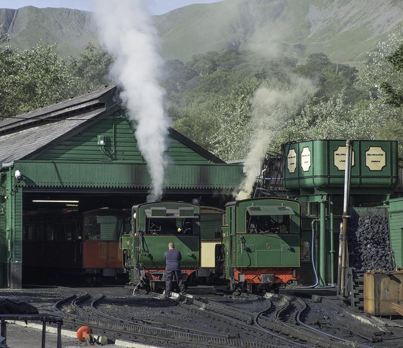 photoblog image Snowdon Railway Trip - 1