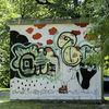 Verkiai regional park-park art?