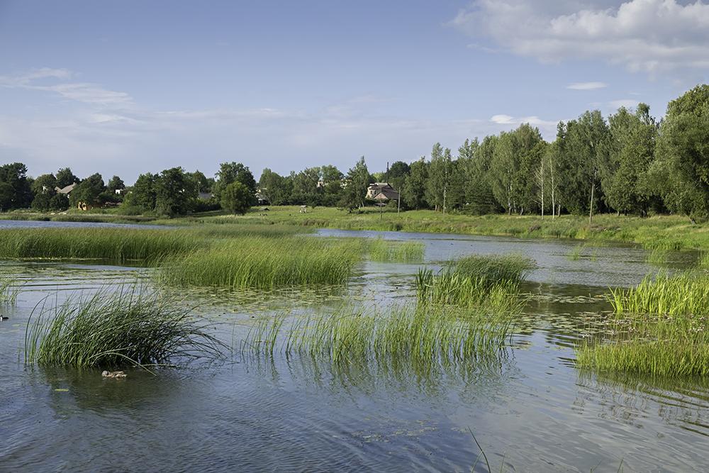 photoblog image Lake Sartai, Dusetos, Lithuania