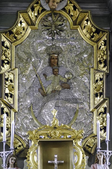 photoblog image Dusetos-Holy Trinity Church-altarpiece
