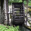 Slyninkos mill-water wheel