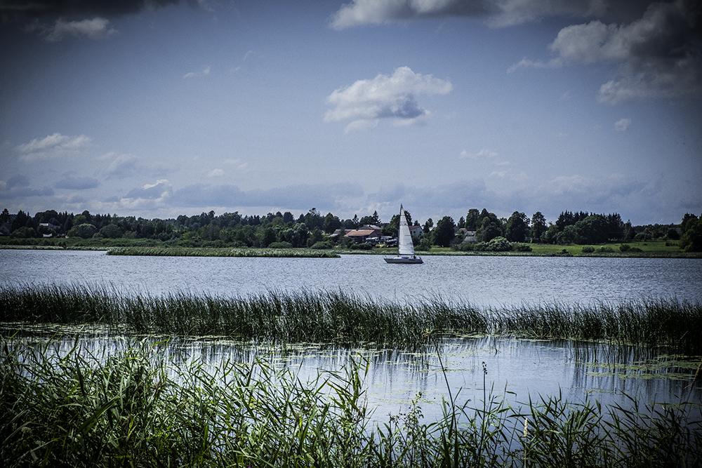 photoblog image Dusetos-Lake Sartai