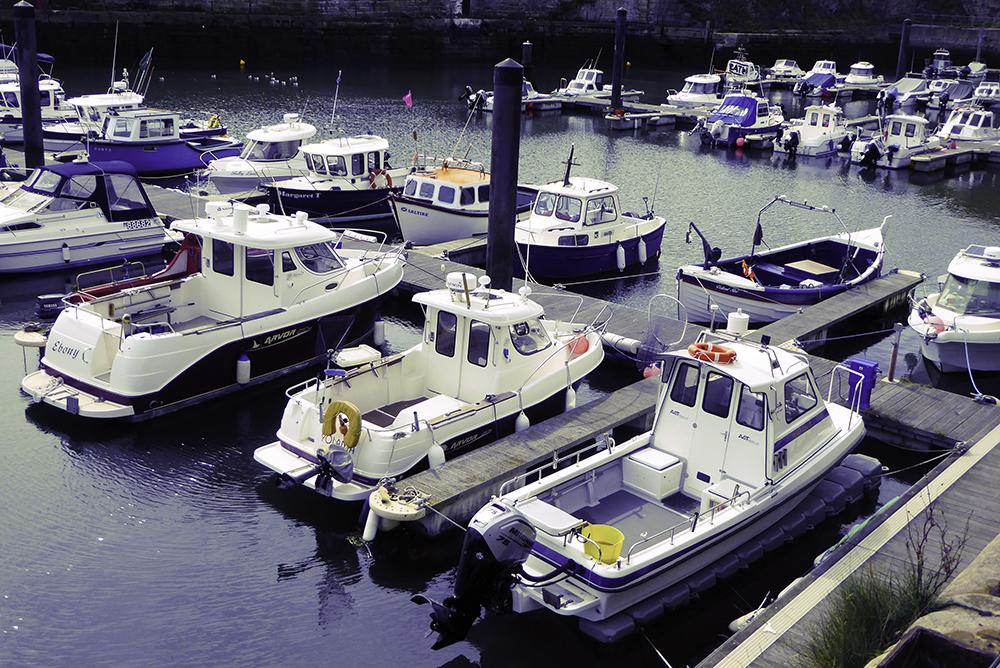 photoblog image Seaham Harbour-marina