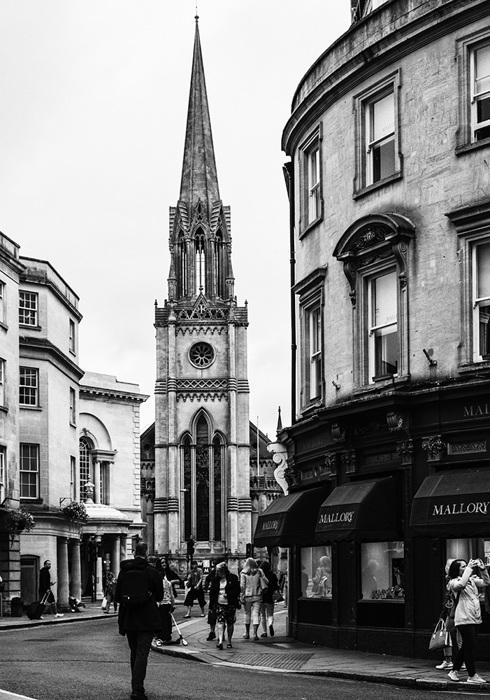 photoblog image Bath-St. Michael's