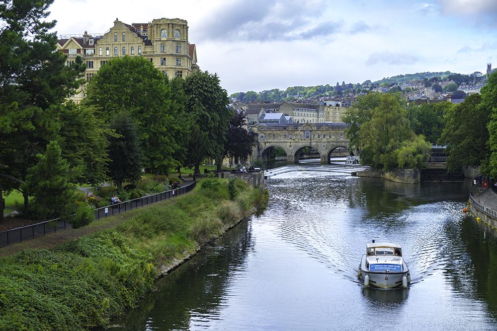photoblog image Bath-River Avon