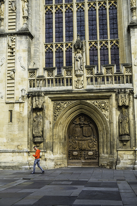 photoblog image Bath Abbey