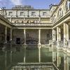 Bath-Main pool in the Roman baths