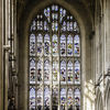 Bath Abbey-stained glass