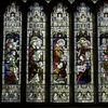 Bath Abbey-George Norman window