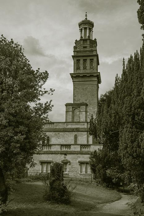 photoblog image Bath-Beckford's Tower