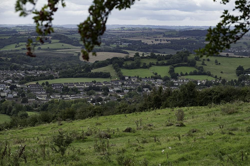 photoblog image Somerset landscape