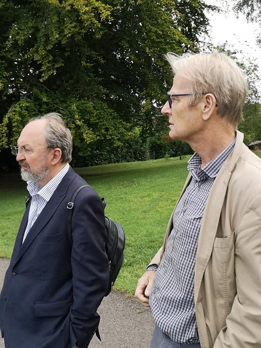 photoblog image Two gentlemen of Bath