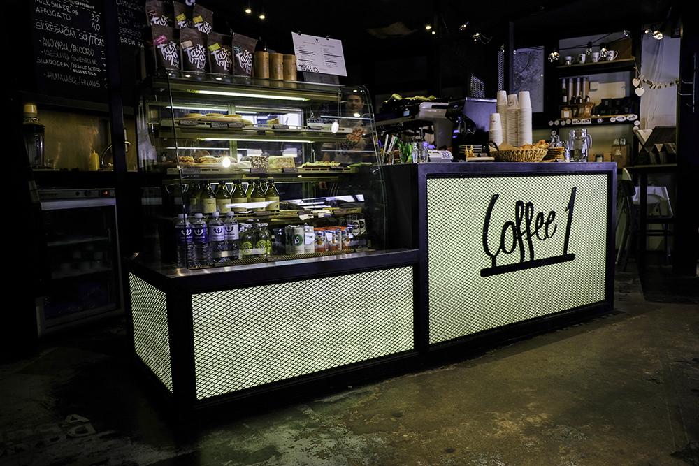 photoblog image Coffee time