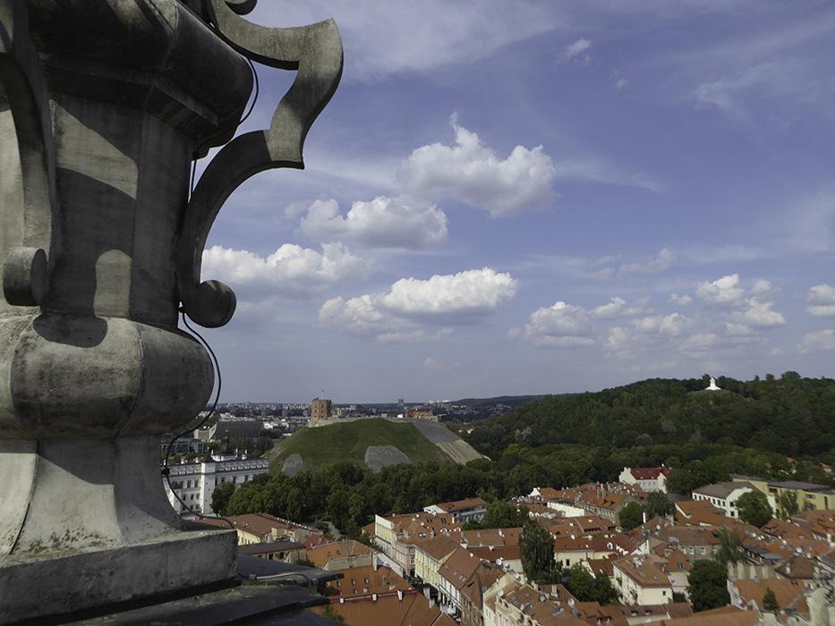photoblog image Vilnius view