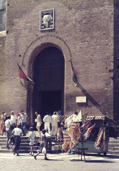 photoblog image Siena-Basilica Cateriniana San Domenico