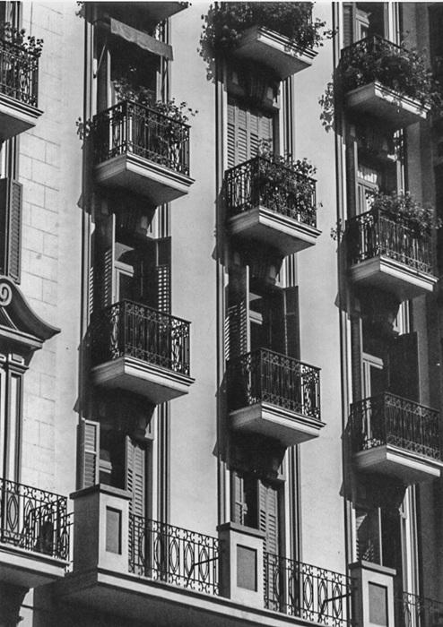 photoblog image Balconies