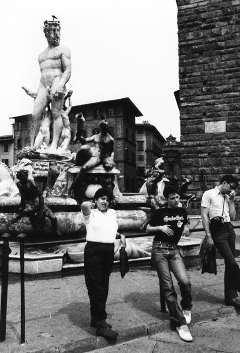 photoblog image Florence, statue