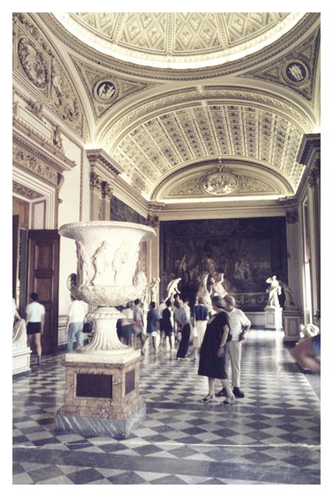 photoblog image Florence, Uffizi Gallery