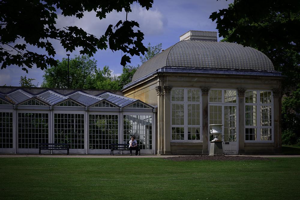 photoblog image Botanical Gardens East Pavilion