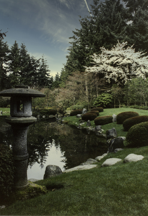photoblog image Japanese garden
