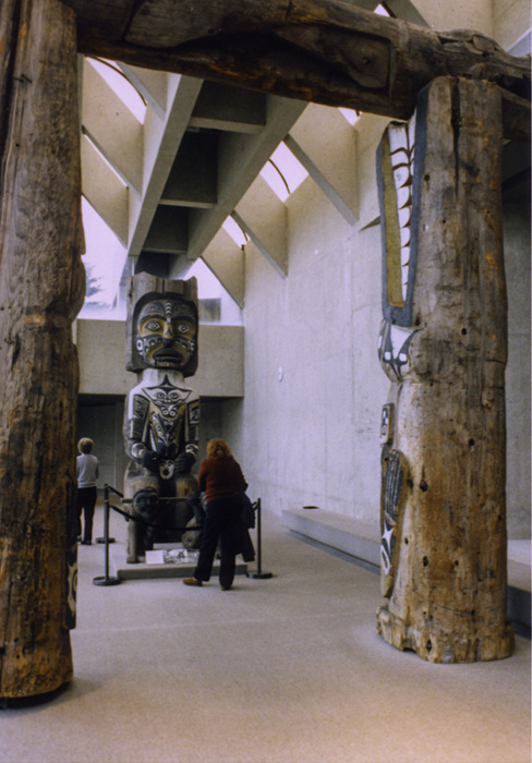 photoblog image UBC Anthropological Museum 4