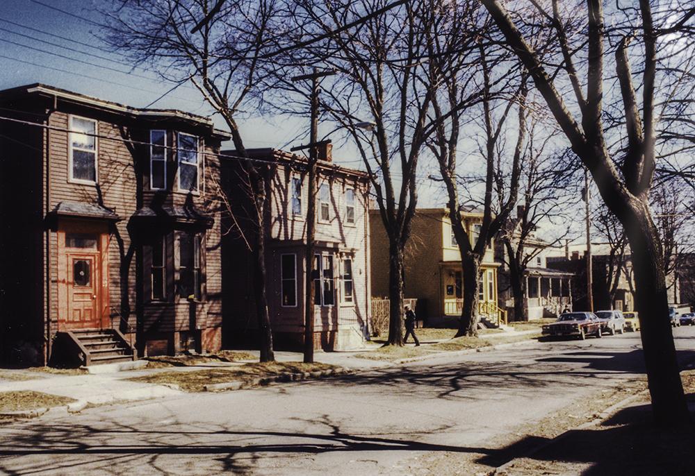 photoblog image Halifax, NS - old(ish) houses