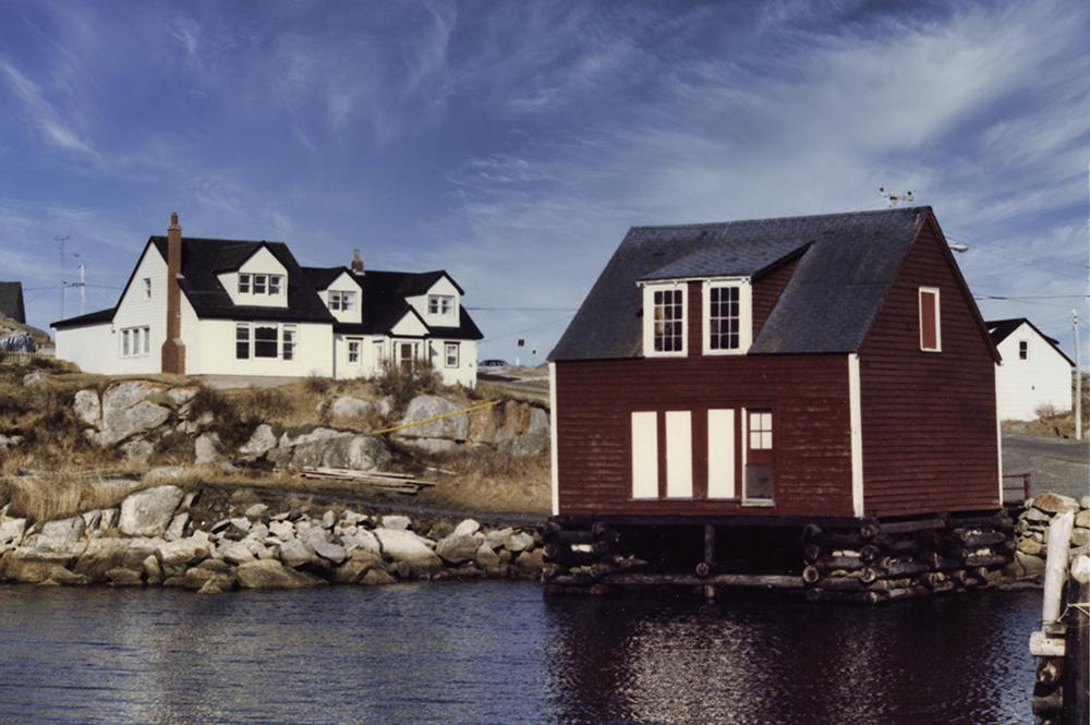 photoblog image Nova Scotia-Peggy's Cove