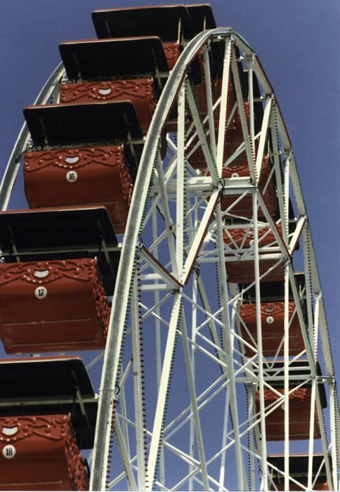 photoblog image Niagara-Ferris wheel
