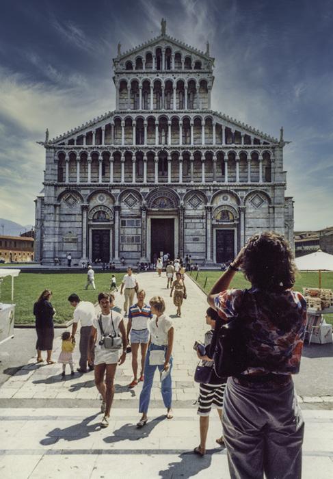 photoblog image A visit to Pisa: scanned prints - 3