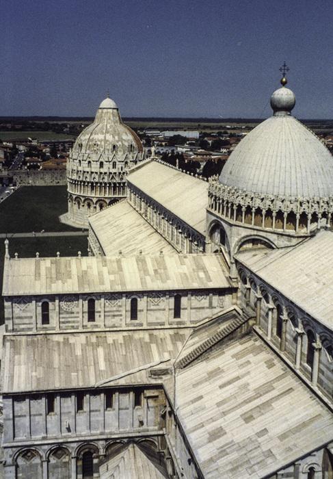 photoblog image A visit to Pisa: scanned prints - 7