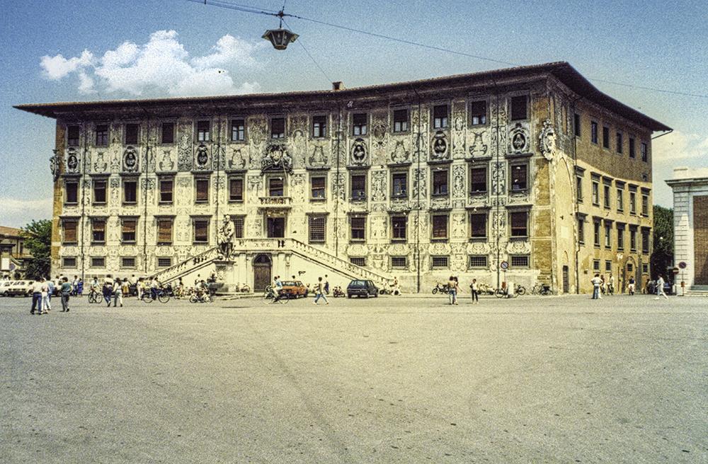 photoblog image A visit to Pisa: scanned prints - 6