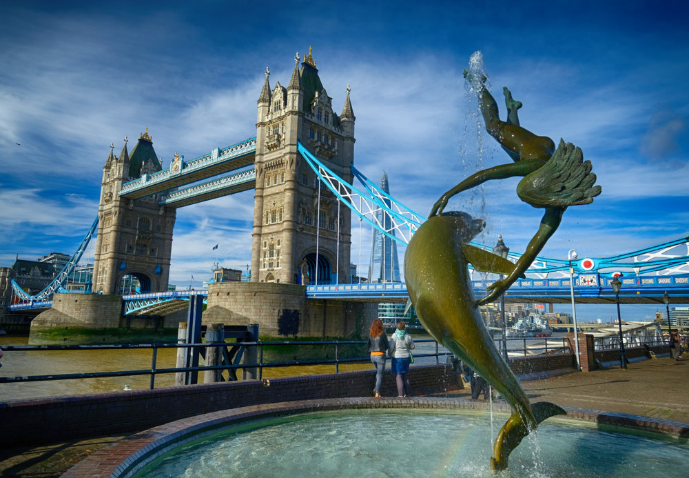 photoblog image London's Tower Bridge