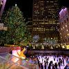 Christmas at Rockefeller Center in New York City
