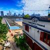Panama City, Panama, from Casco Viejo