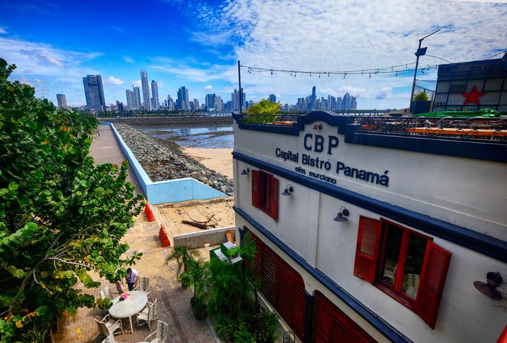 photoblog image Panama City, Panama, from Casco Viejo