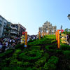Ruins of St Paul's in Macau, China