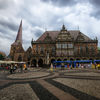 Market Square in Bremen, Germany