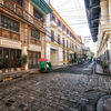 Inside the Walled City in Manila, Philippines