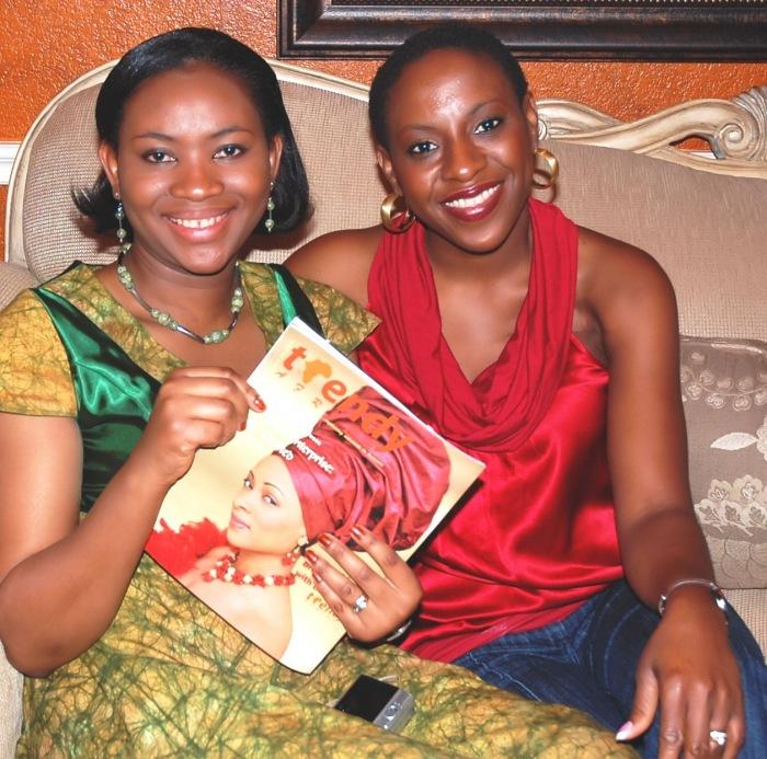 photoblog image Fans of Trendy Africa