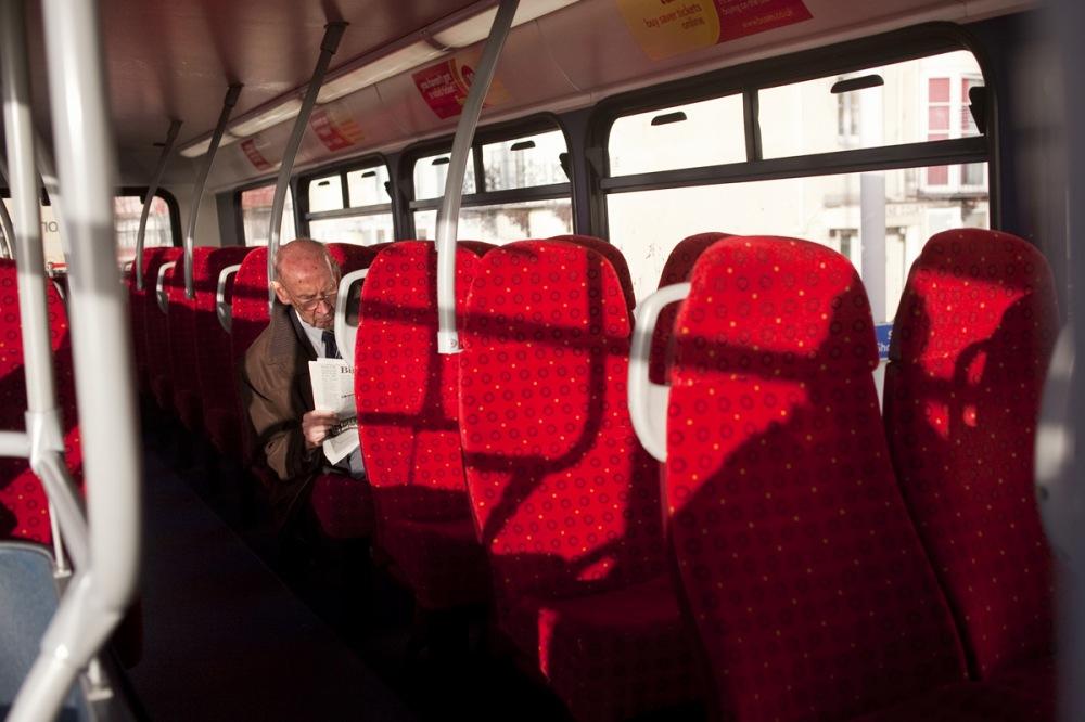 photoblog image Without destination