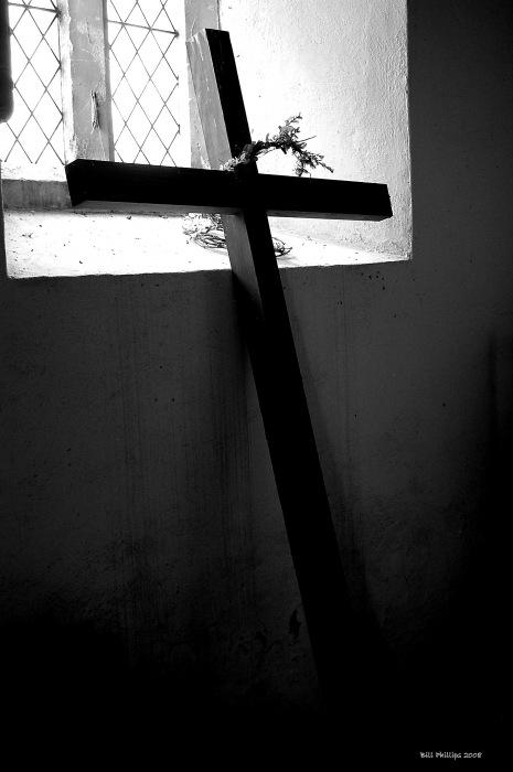 photoblog image Cross